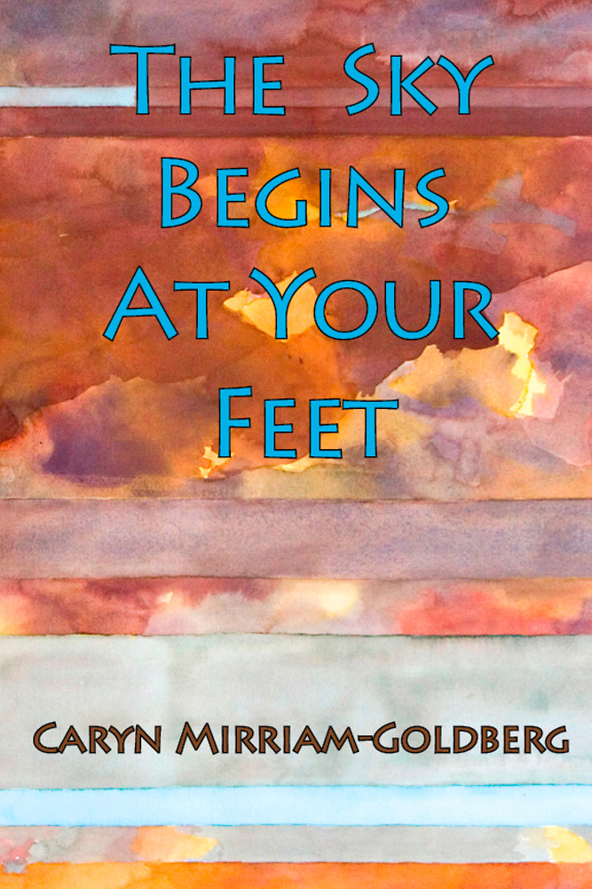 The Sky Begins At Your Feet