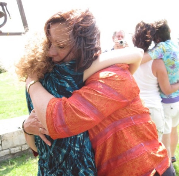 Hugging People As If It's Perfectly Normal: Everyday Magic, Day 1037