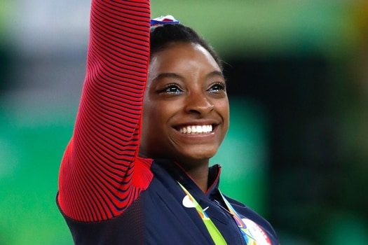 Let's Talk About Simone Biles: Everyday Magic, Day 1043
